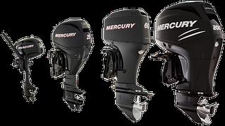 Подвесные лодочные моторы MERCURY