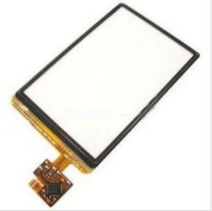 Сенсорний екран для смартфону HTC A6161 Magic, G2, тачскрін чорний
