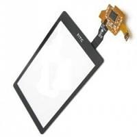 Сенсорний екран для смартфону HTC A6262 Hero, G3, тачскрін чорний