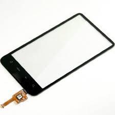 Сенсорний екран для смартфону HTC A9191 Desire HD, G10 тачскрін чорний