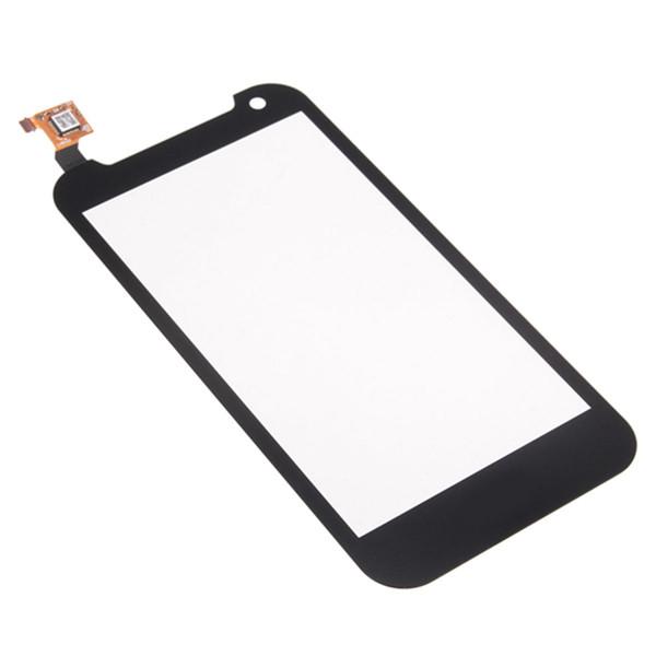 Сенсорний екран для смартфону HTC Desire 310, тачскрін чорний