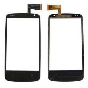 Сенсорний екран для смартфону HTC Desire 500, тачскрін чорний