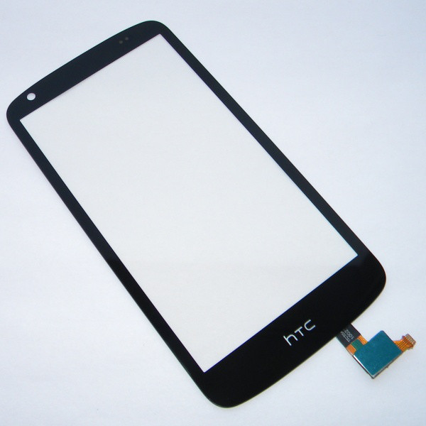 Сенсорний екран для смартфону HTC Desire 526, тачскрін чорний