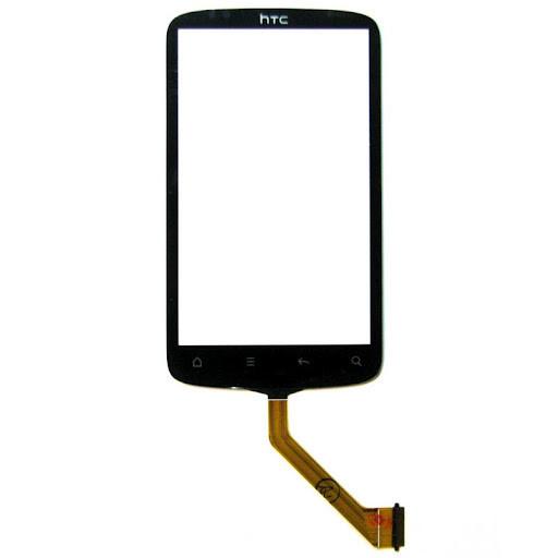 Сенсорный экран для смартфона HTC G12, S510e Desire S, тачскрин черный