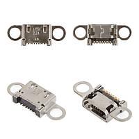 Samsung G920F G925F конектор зарядки 7 pin, micro-USB тип-B