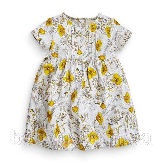 Little Maven летнее платье для девочки Wildflowers. Размер  18мес, 24 мес, 3года, 4 года, 5 лет, 6 лет