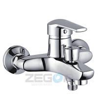 Смеситель для ванны    ZEGOR  SWZ3-A, фото 1