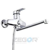 Смеситель для ванны однорукий    ZEGOR  SWZ7-A