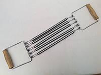 Эспандер плечевой 5 пружин - 30 см, фото 1