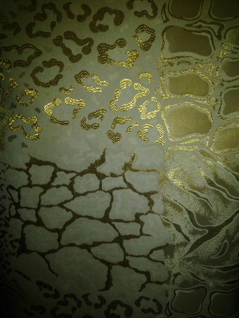Портьерные ткани с рисунком