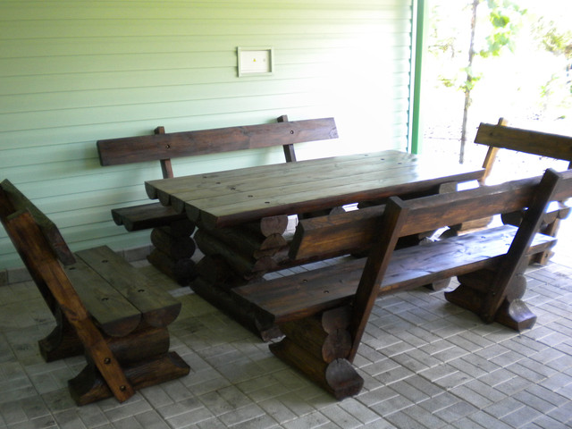 Столы, скамейки, комплекты