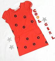 """Платье детское """"Five5"""", размер 2-6 лет, красный"""