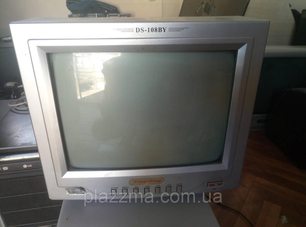 Телевизор DongSheng [DS-108BY] на запчасти или восстановление