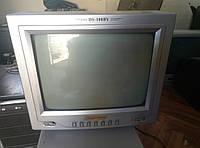 Телевизор DongSheng [DS-108BY] на запчасти или восстановление, фото 1