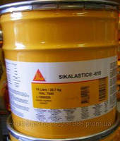 Однокомпонентна поліуретанова мембрана для гідроізоляції Sikalastic®-618 RAL 7009/7045/9010 15L