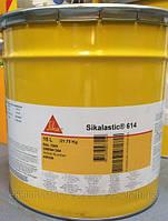 Однокомпонентная  полиуретановая мембрана  Sikalastic®-612  серый/белый/терракот 15L 21,3 Sikalastic®-612