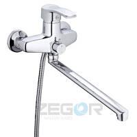 Смеситель для ванны Zegor BBS7-A, фото 1