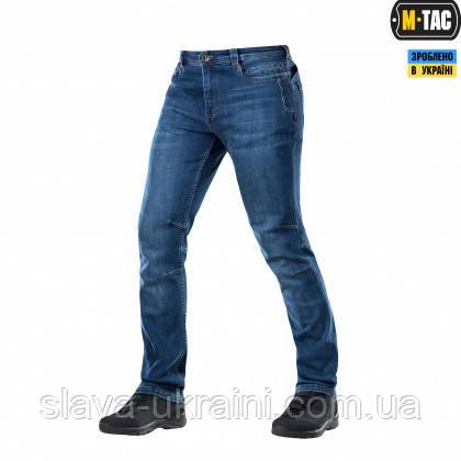 Джинси M-Tac Tactical Gen.I Slim Fit Indigo Blue