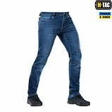 Джинси M-Tac Tactical Gen.I Slim Fit Indigo Blue, фото 3