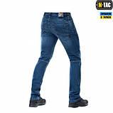 Джинси M-Tac Tactical Gen.I Slim Fit Indigo Blue, фото 4