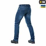 Джинси M-Tac Tactical Gen.I Slim Fit Indigo Blue, фото 5