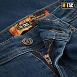 Джинси M-Tac Tactical Gen.I Slim Fit Indigo Blue, фото 6