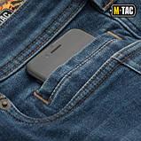 Джинси M-Tac Tactical Gen.I Slim Fit Indigo Blue, фото 9