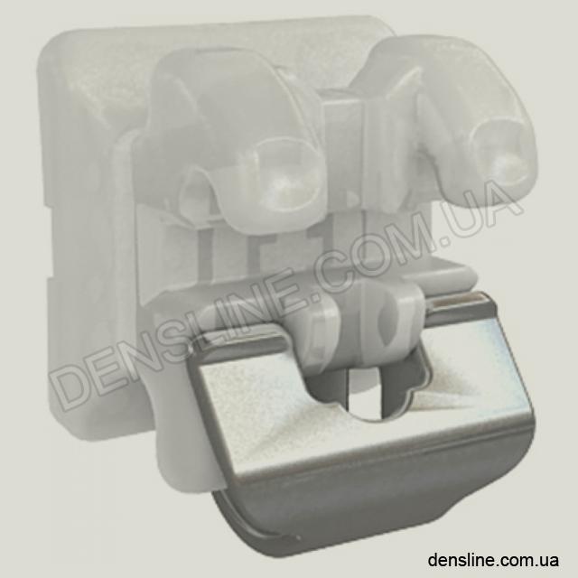 Керамический самолигирующий брекет WOW Advanced Roth 022 - 1шт (HUBIT) NaviStom