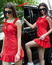 Платье летнее в расцветках , фото 2