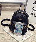Рюкзак жіночий міні, фото 2