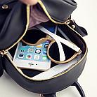 Рюкзачок женский мини, фото 6