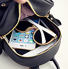 Рюкзак жіночий міні, фото 6