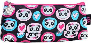 Пенал мягкий Yes Lovely panda