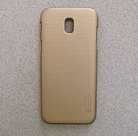 Панель Nillkin Frosted Shield Case Samsung J5/J530 (2017) gold (золотистый) (16037053)