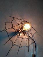 Светильник Бра ручной работы подарок сувенир в стиле Лофт