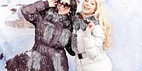 Куртки,пуховики женские зима