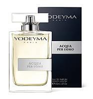 Парфюмированная вода Yodeyma Acqua Per Uomo, 100ml, фото 1