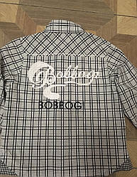 Рубашка Bobbogi мальчику 90 рост