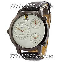 Часы мужские наручные Ferrari Men All Black-White