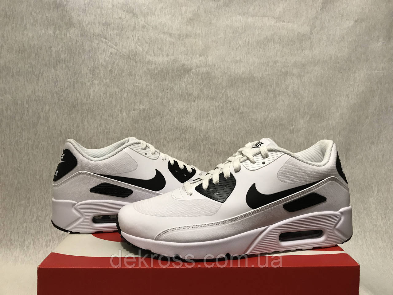 Кроссовки Nike Air Max 90 Ultra 2.0 Essential (44.5) Оригинал 875695-104