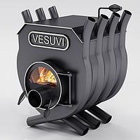 Булерьян печь Vesuvi 01 отопительно-варочная со стеклом