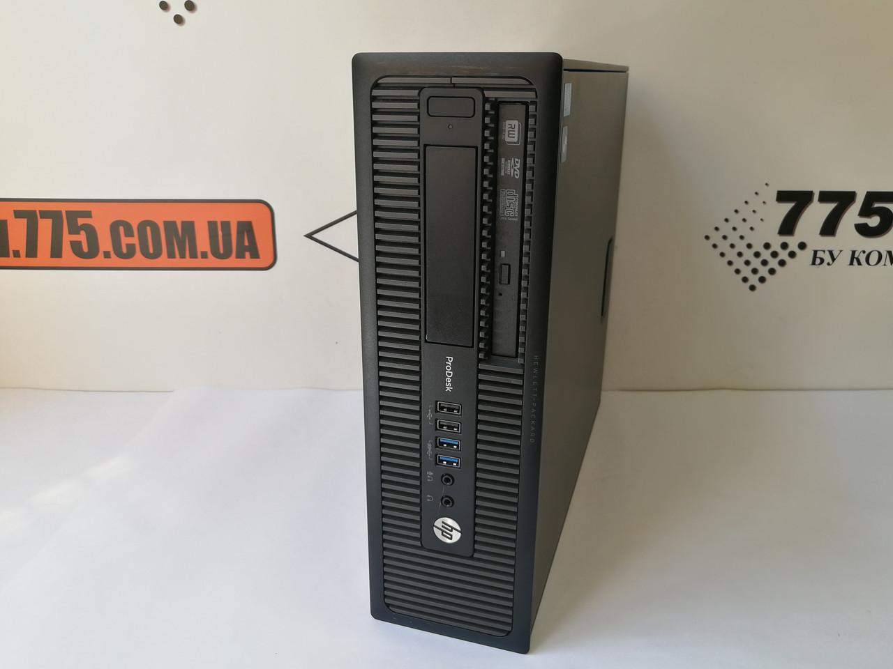 Компьютер HP ProDesk 600 G1 (SFF), Intel Сore i3-4130 3.4GHz, RAM 8ГБ, SSD 120ГБ