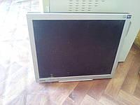 Монитор BENQ FP51G+ под запчасти или восстановление , фото 1