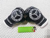 Подвеска боксерские перчатки Mercedes Benz черные в авто
