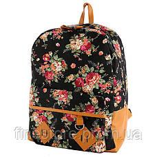 Рюкзак с розами оптом  D5473, фото 3