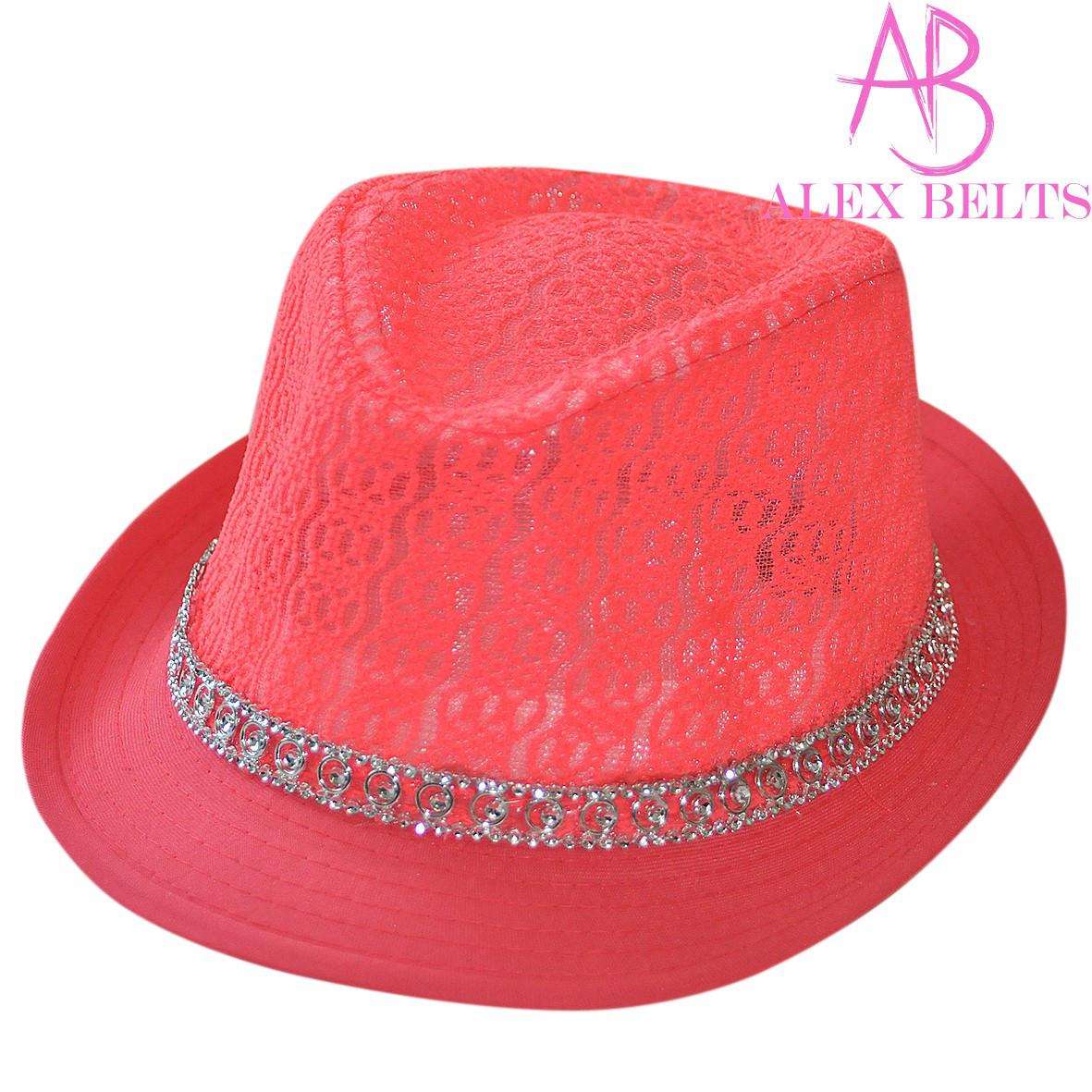 Шляпа  женская (розовый) гипюр р.54см-купить оптом в Одессе