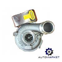 Турбина (турбокомпрессор) Hyundai Santa Fe II 2009-2012 (CM)