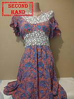 Платье женское 42/XS. Лето;