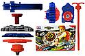 Игровые наборы AULDEY Волчок Infinity Nado Серия Стандарт - THUNDER WING с устройством запуска