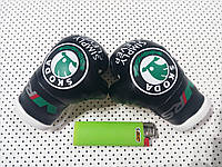 Подвеска боксерские перчатки Skoda черная в авто